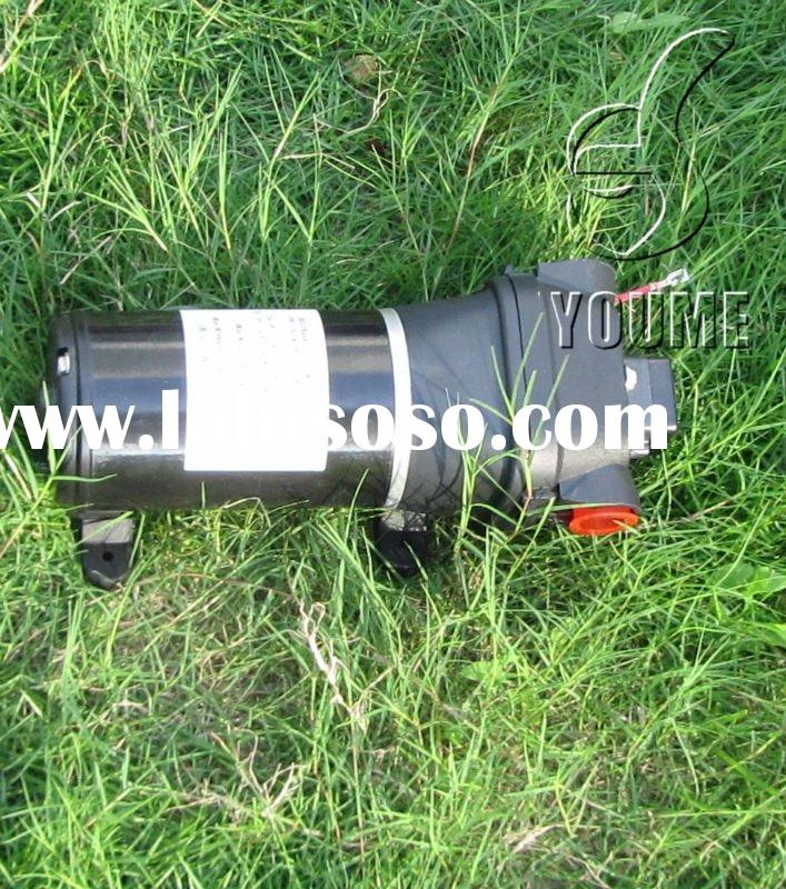 12 volt high pressure water pump