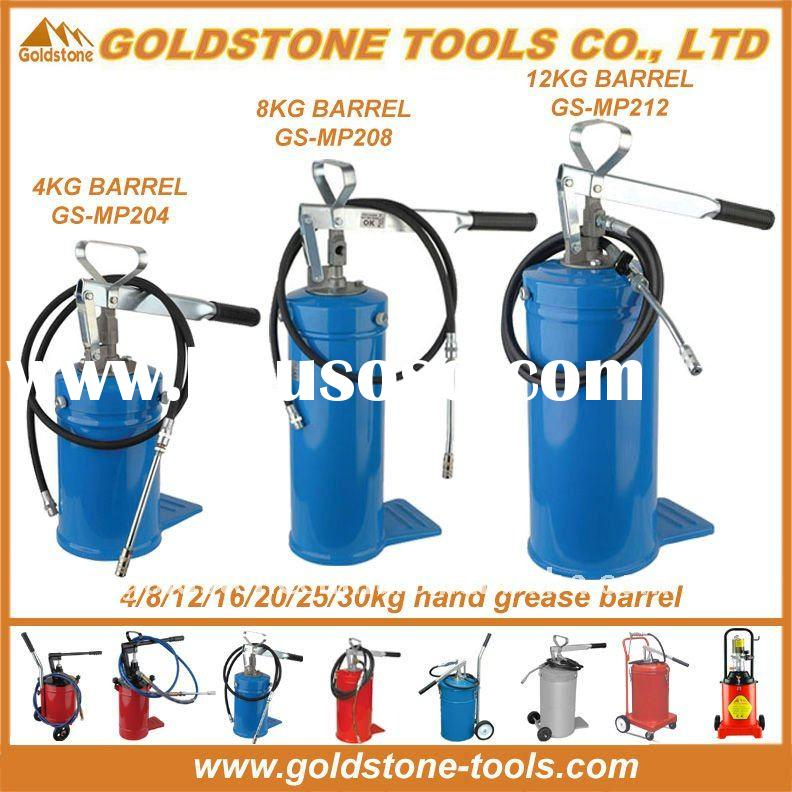 12kgs 12L grease dispenser,grease dispensing,grease lubrication pump