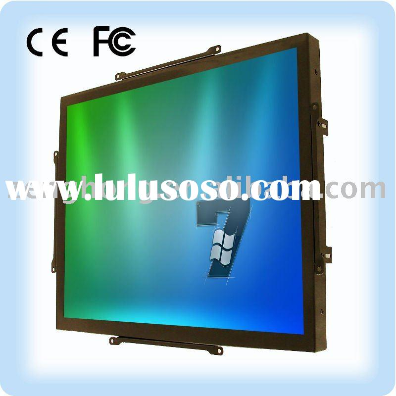 17inch LCD open frame touch monitor(ELO solution)