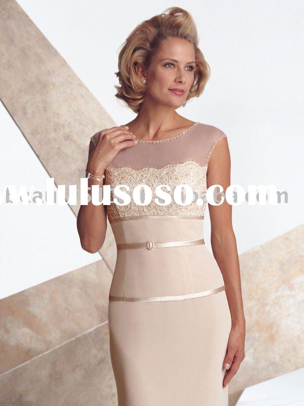 2010 mother of the bride outfits evening dresses wholesaleEUAH0235