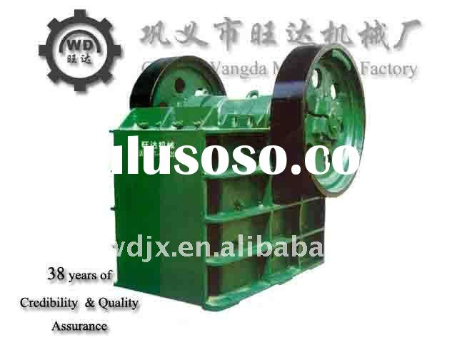 2011Hot sale !!Jaw Crusher used for making machine