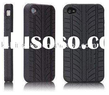 2011 High quality Tyre cell phone cover for iphone 4