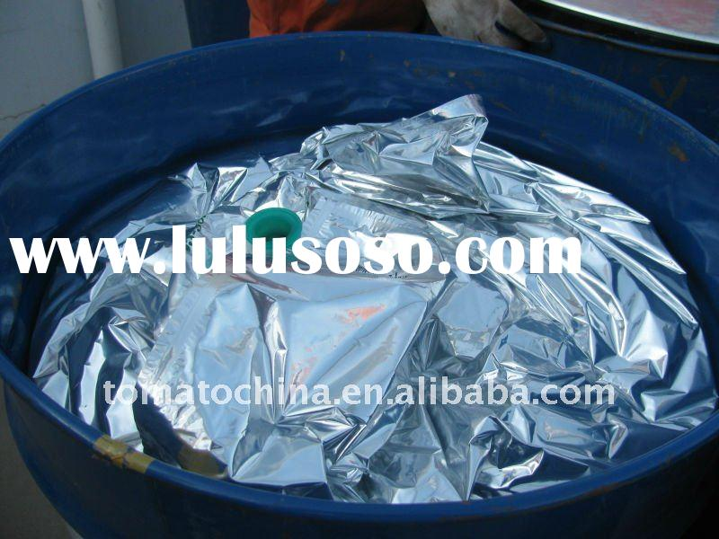 2011 crop tomato paste packed in drum