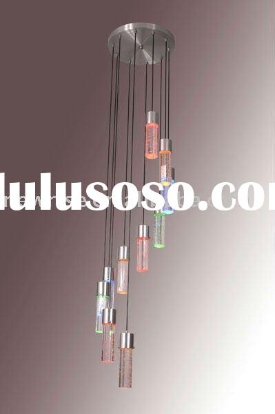 2011 crystal led chandelier, modern home decoration lighting, SL6206-H10