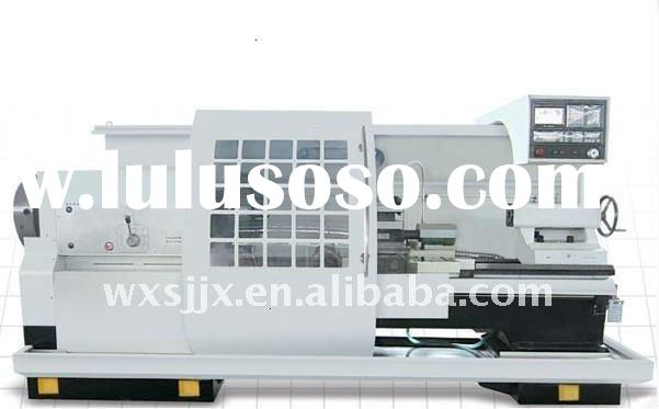 2011 hot big swing oil country lathe machine with low price QK1319 for sale