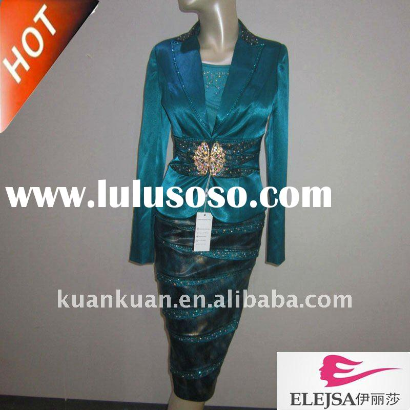 2011 hotsale L1305 church suits for women