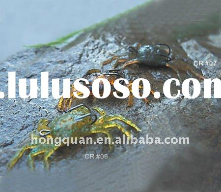 Fishing lures new fishing lures new manufacturers in for Hard and soft fishing