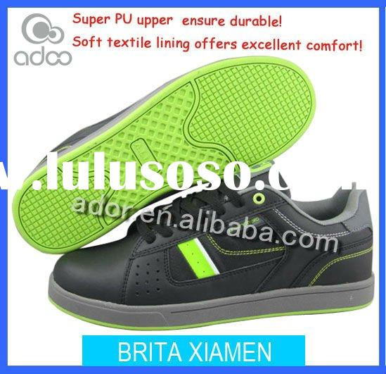 2012 Brand new design men casual skateboard shoes