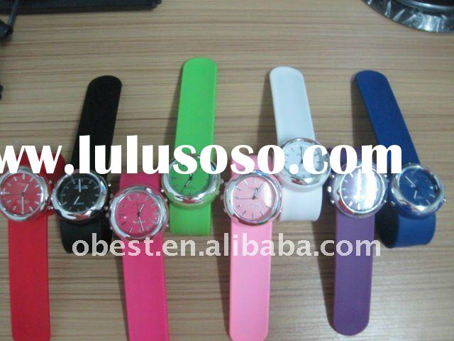 2012 Promotional slap ss.com watch coupon code with colorful