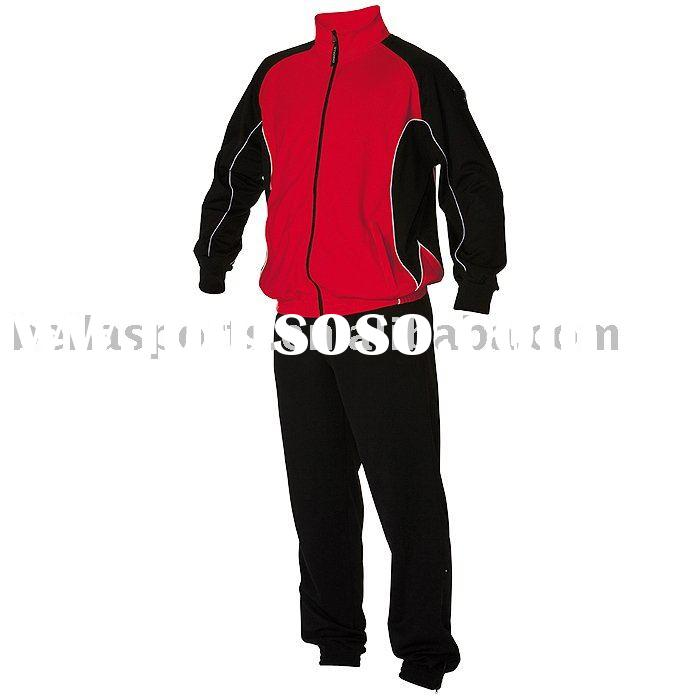 2012 custom made knit jogging suits
