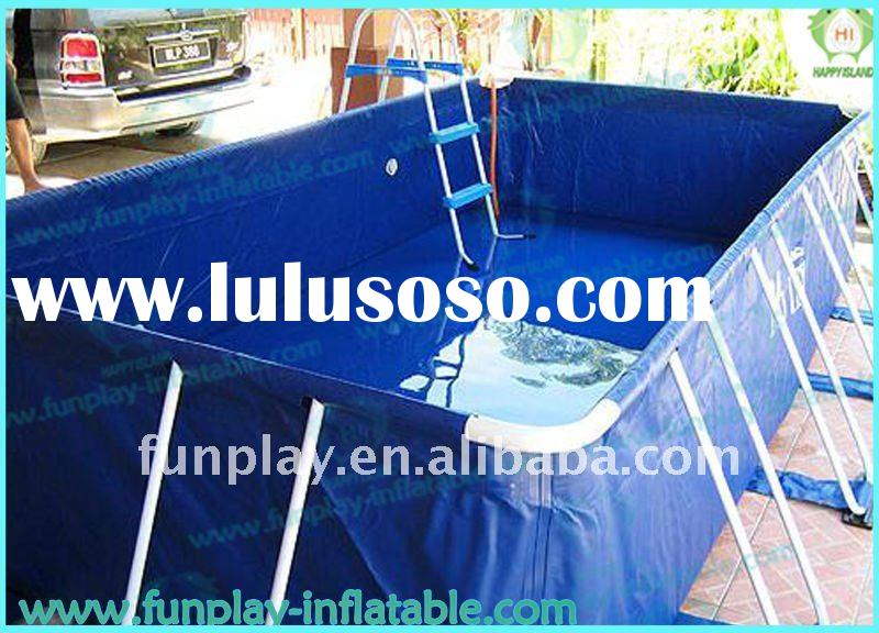 2012 inflatable adult swimming pool
