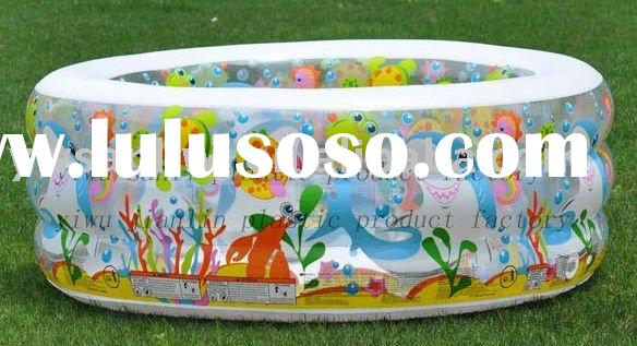 2012 newly pvc inflatable adult swimming pool