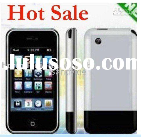 2.8 inch 4GB Touch Screen MP3 MP4 MP5 Player for Ipod with 1.3 MP camera and FM