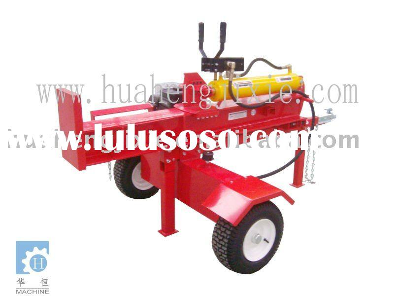 30 ton vertical wood splitting machine with CE certificate