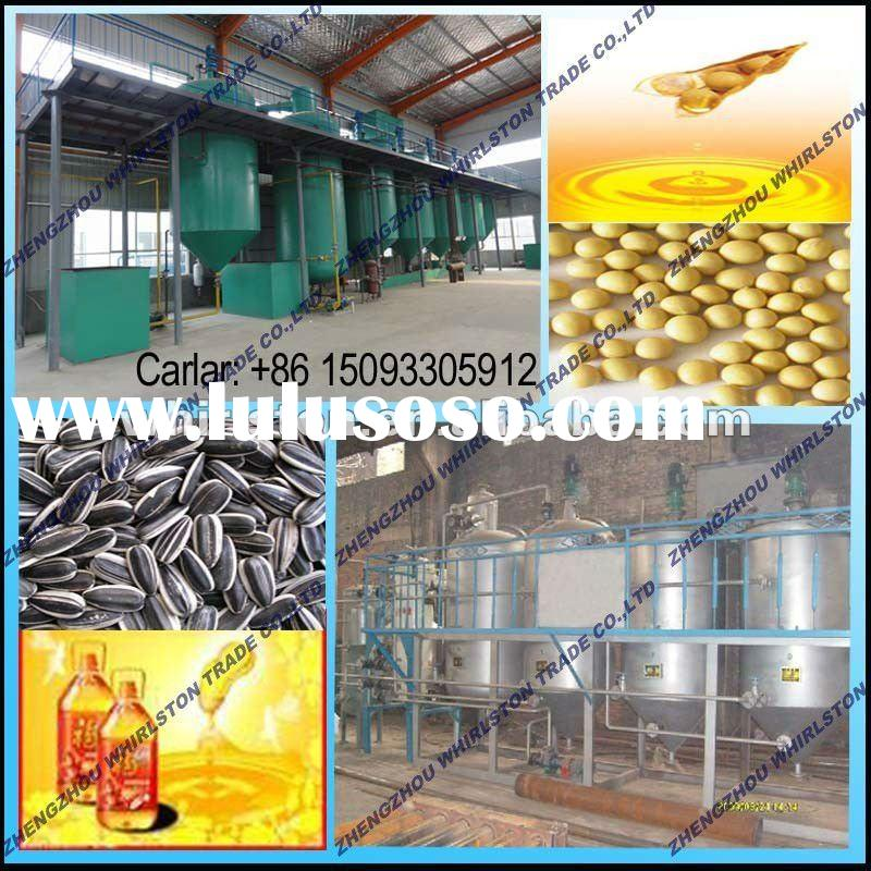 340 Automatic vegetable oil refinery for sale from China/+86 15093305912