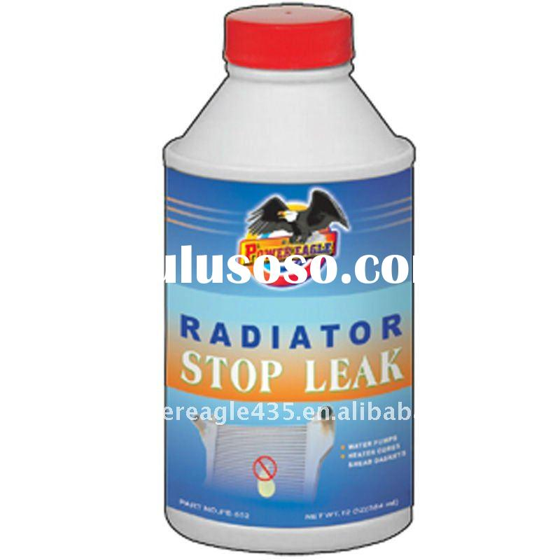 RADIATOR STOP LEAKS - - CAR PARTS, AUTO PARTS, TRUCK PARTS