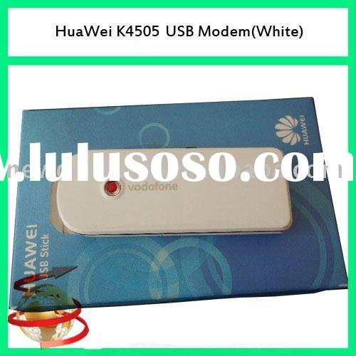 3G Modem HUAWEI  K4505 Speed 21 mbps Unlocked