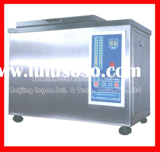 400W 15 liter industrial washing machine ultrasonic cleaning machine