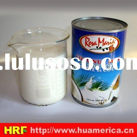 400ml Canned Coconut Milk for backery or ice cream or dessert or drink or cooking