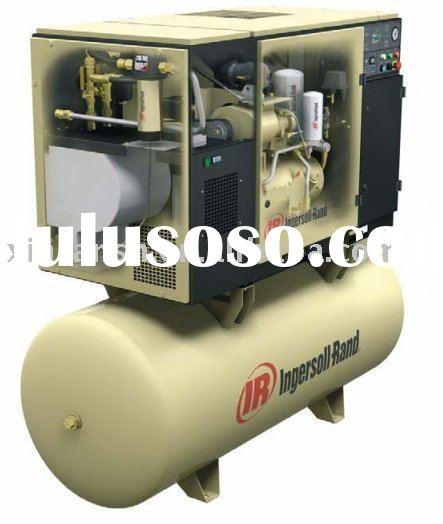 4-37Kw,oil-flooded screw air compressor,ingersoll rand