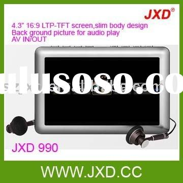 """4.3"""" TFT screen mp3 mp4 game player with camera"""