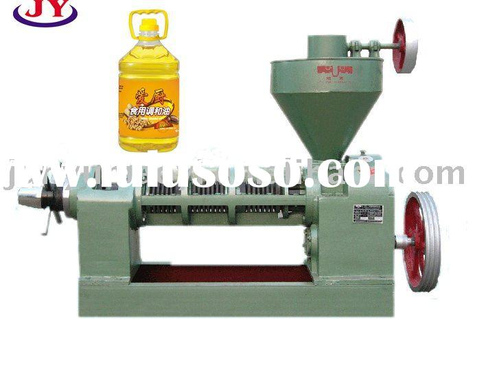 6YL-105/120 type series oil extraction machine for extracting oil from rapeseed cottonseed soybean p