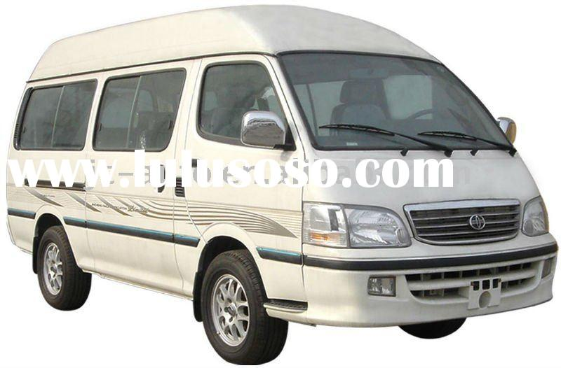 6-12 High roof, flat nose, Jincheng mini bus (GDQ6480A1T)