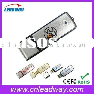 8G free imprint logo Christmas promotional gift usb flash drive