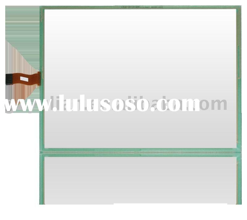 8 wire resistive touch screen monitor/SAW Touch Screen panel /Multi touch/ Small size touch panel/ B