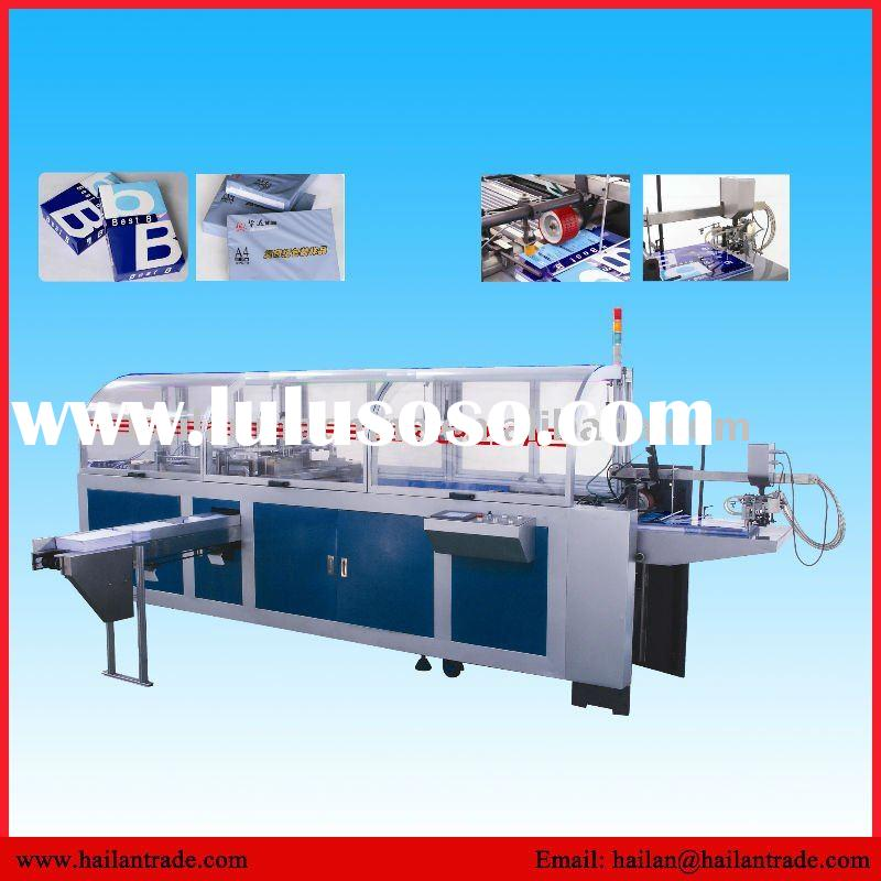 A4 copy paper packing machine for new type and good quality