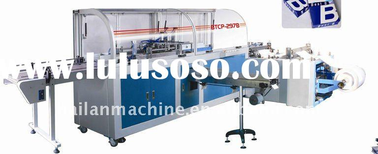 A4 paper roll wrapping machine of very good quality