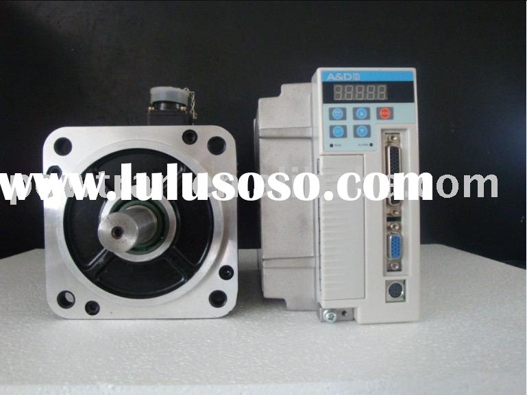 Line start permanent magnet synchronous machine operation for Servo motors and drives
