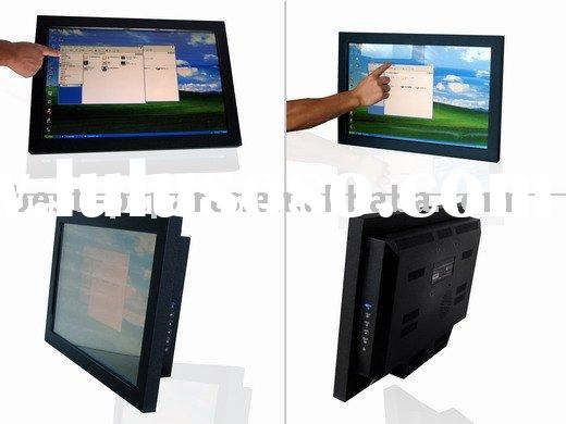 AWPC All in one pc tv touch screen panel pc computer+wifi+bluetooth+dvdrw