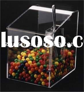 Acrylic Candy Box,Candy Holder,Acrylic Bulk Bin
