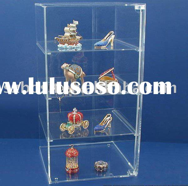 Acrylic Jewelry Box,Plexiglass Gift Display,Lucite Storage Box