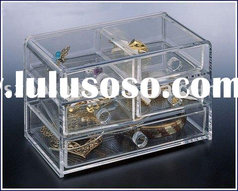 Acrylic Jewelry Display,Acrylic Jewelry Drawer,Acrylic Jewelry Box