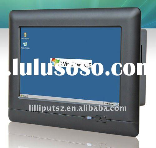 "All-in-one Panel PC with 7"" TFT LCD and Touch Screen"