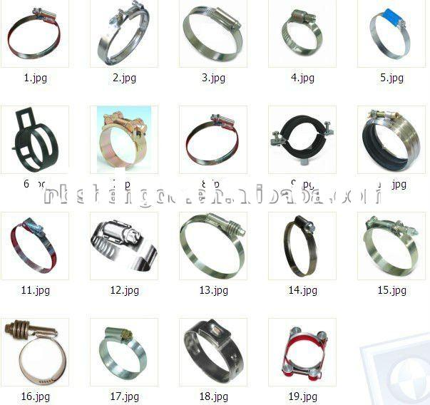 Spring Wire Hose Clamps Spring Wire Hose Clamps Manufacturers In