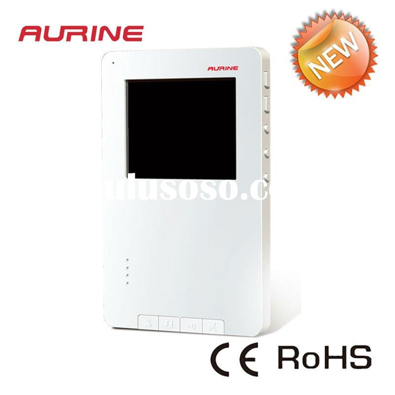 Aurine Color Video Door Bell Indoor Phone Hands Free Talking