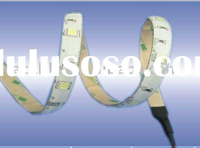 Auto Interior Light,Car LED Strip Light with White PCB Board
