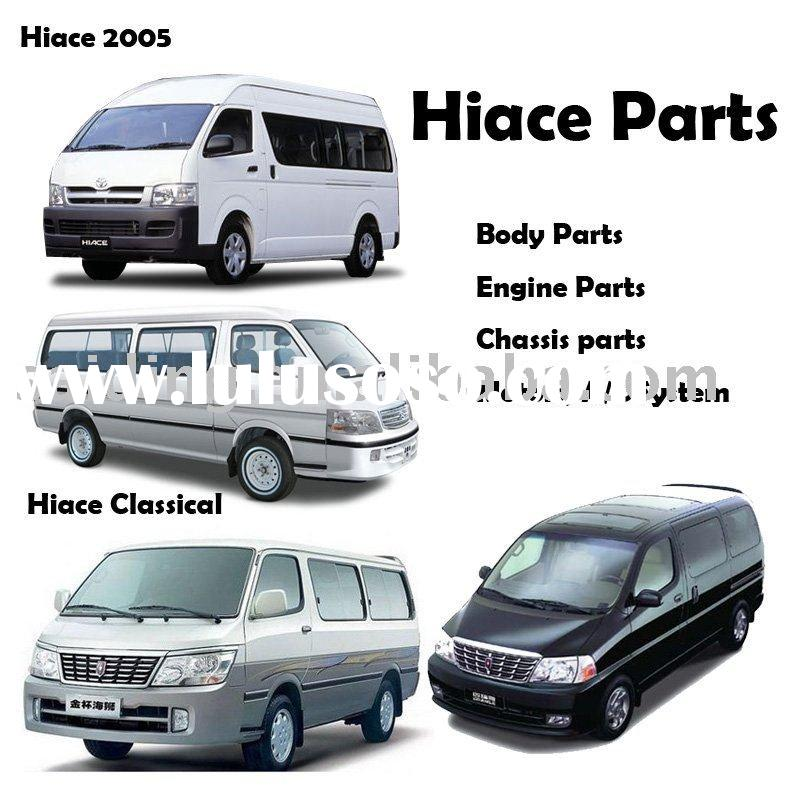 Auto parts for Toyota Hiace