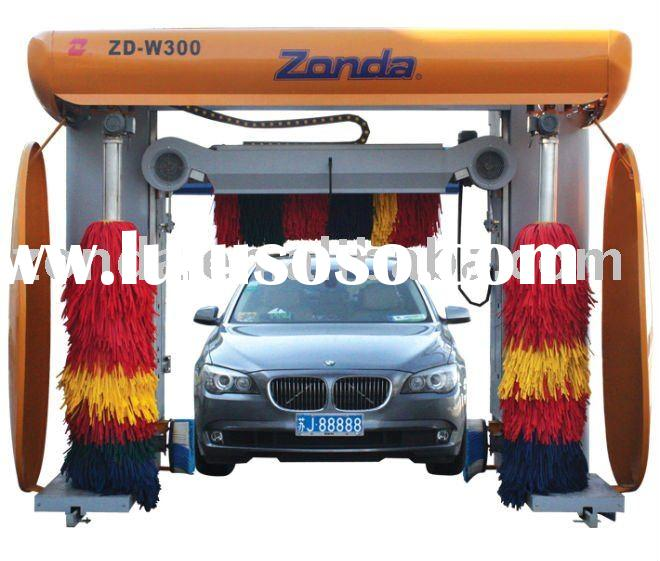 Automatic Car Washer, Computerized car wash machine