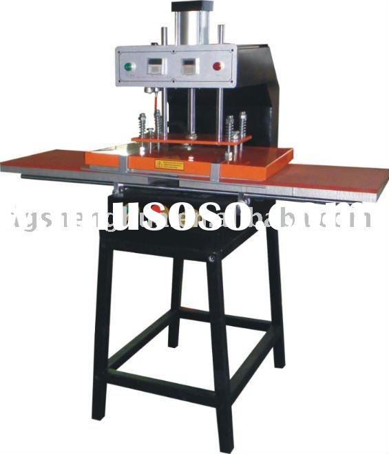 Automatic bag heat transfer press printing machine