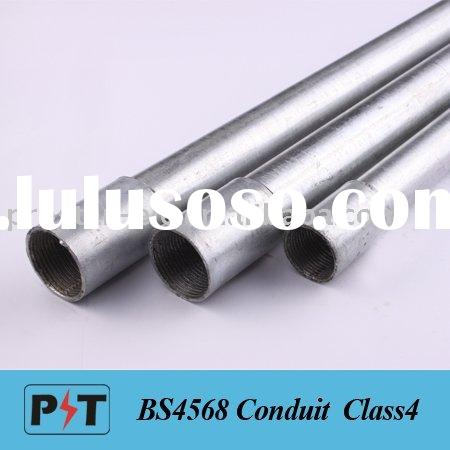 BS4568 GI Conduit and Pipe