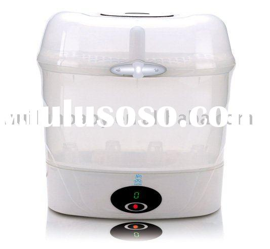Baby feeding bottle steam sterilizer HL-0632
