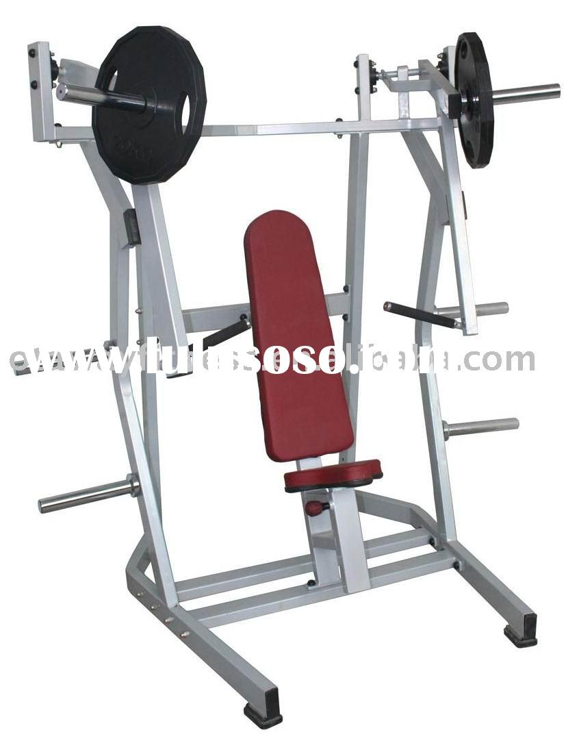The Gallery For Incline Bench Press Machine