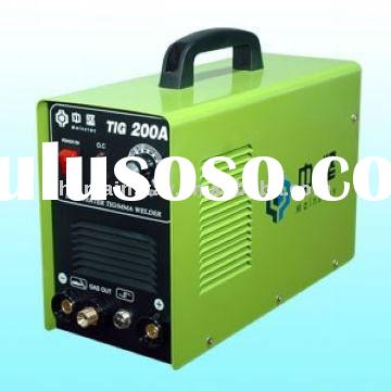 Best-seller DC inverter TIG/MMA welding equipment