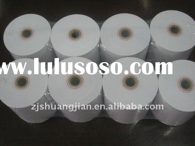 Bond paper roll, bond cash register paper