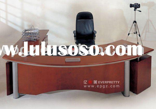 New Buy MDF Paper Office Desk Furniture Boss Table PriceSizeWeightModel