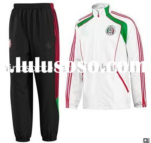 Brand Tracksuit! Mexico tracksuit 2010!